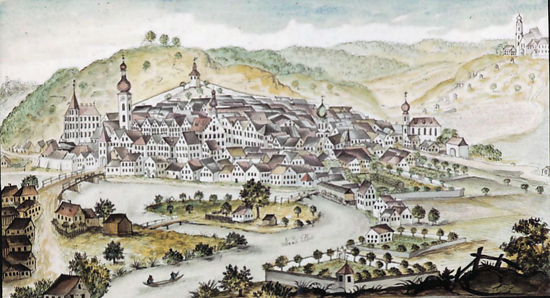Einwohnerzahl Schwandorf